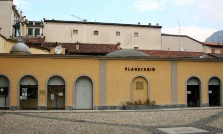 """Per le scuole: doppio open day al """"Planetario"""" di Lecco"""