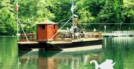 Il traghetto eco-compatibile di Leonardo da Vinci