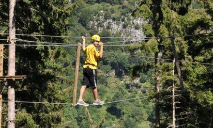 Parco Avventura Resinelli tra relax e percorsi acrobatici