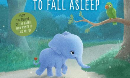 Un nuovo libro per fare dormire i bambini: The little elephant who wants to fall asleep