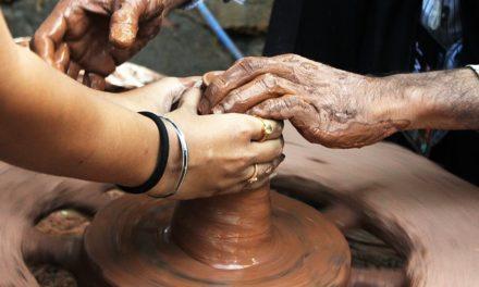 Corso di ceramica al Tornio Ceramiche Artistiche
