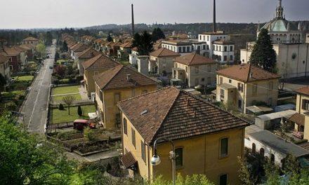 Crespi d'Adda: il villaggio operaio