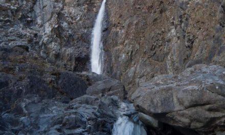 La cascata Troggia