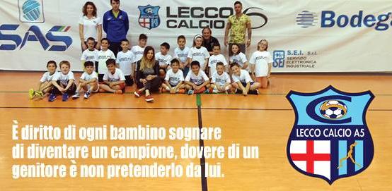 Lecco Calcio a 5: ecco gli open day per avvicinarsi al Futsal