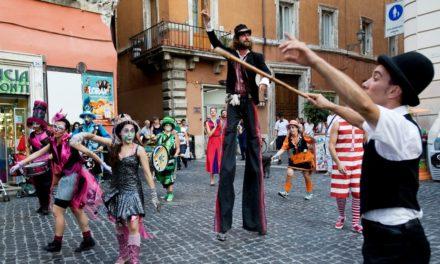 Festival Internazionale Artisti di Strada, appuntamento a Brugherio