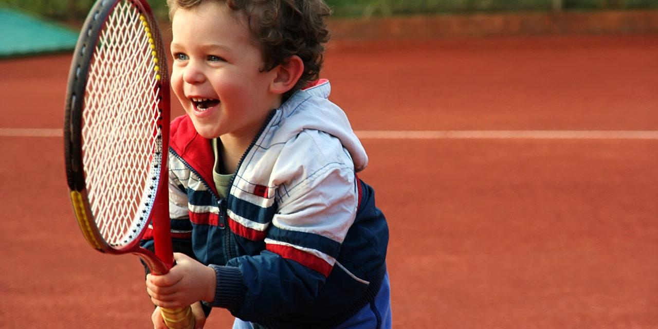 TC LECCO: al via i corsi di Tennis per bambini