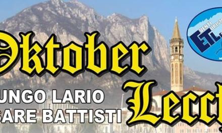 OktoberLecch 2016: un bel modo per festeggiare all'insegna della solidarietà