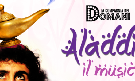 """Bambini, nel fine settimana arriva Aladdin al """"Palladium"""" di Lecco"""