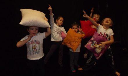 """Pronti? Al PalaTaurus parte il """"GiocaTeatro"""" per bambini dai 3 ai 6 anni"""
