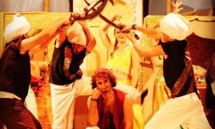 """""""Aladdin-Il Musical"""" e AGD Lecco onlus insieme nella lotta al diabete giovanile"""
