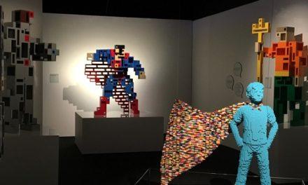 """""""The Art Of The Brick"""": al via l'esposizione fatta interamente di LEGO. Quante attività per i bambini!"""