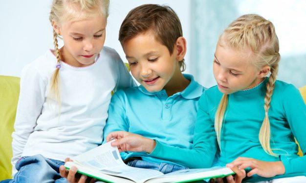 Galbiate, nuova lettura per bambini in Biblioteca