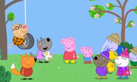 Il giorno dell'Immacolata passatelo con Peppa Pig!