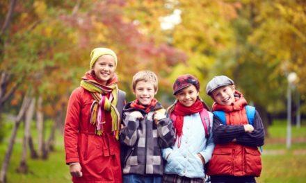 """La scuola primaria di Laorca vi invita alla """"Festa D'Autunno"""""""