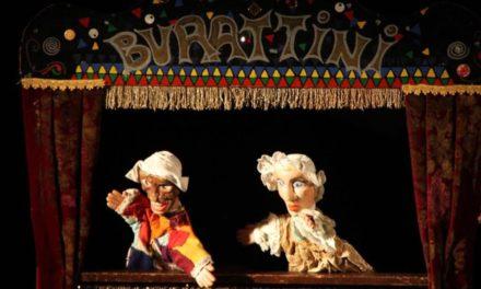 """""""Il Circo dei burattini"""" è in programma al Teatro Invito di Lecco: uno spettacolo per tutta la famiglia!"""