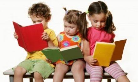 Civate, letture per i più piccoli in Biblioteca