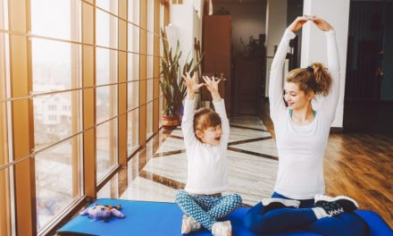 """Birbantana Lecco, nuova prova del corso """"Yoga Bimbi"""""""