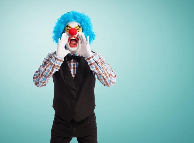 """Grande appuntamento alla pista di pattinaggio di Lecco: ecco il clown """"Squilibrio"""""""