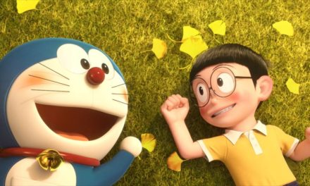 "Galbiate, una domenica al cinema con ""Doraemon""!"