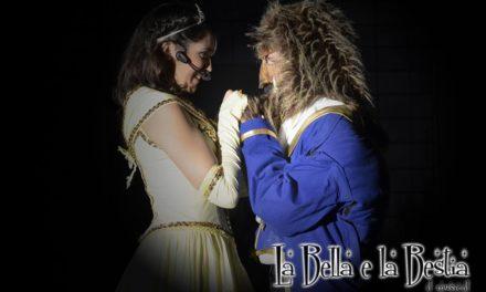 """I personaggi della """"Bella e la Bestia"""" (in carne ed ossa) vi aspettano al Palladium"""