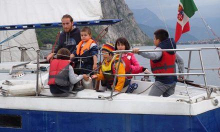 Malgrate, si va alla scoperta delle barche a vela! Spazio gonfiabili per i bambini