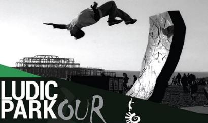 """Parco Ludico Galbiate: nuovo appuntamento con il """"Parkour"""" per bambini"""