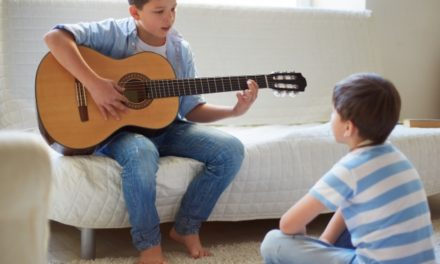 Vercurago, corso di chitarra per ragazzi