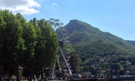 Ruota Panoramica di Lecco: mercoledì i bambini salgono gratis!