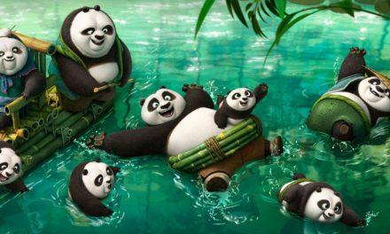 """""""Stelle in Corte"""" a Valgreghentino: è il turno di """"Kung fu Panda 3"""""""