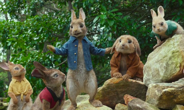 "Galbiate, ""Peter Rabbit"" vi aspetta al ""Cinema Ferrari"""