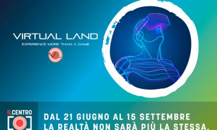 """ARESE, """"VIRTUAL LAND"""": VIAGGIO VIRTUALE PER GRANDI E BAMBINI"""