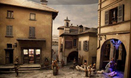LECCO, 9^ EDIZIONE DELLA MOSTRA DI PRESEPI E DIORAMI