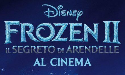 """OLGINATE, CINEMA TEATRO JOLLY: ARRIVA """"FROZEN 2, IL SEGRETO DI ARENDELLE"""""""