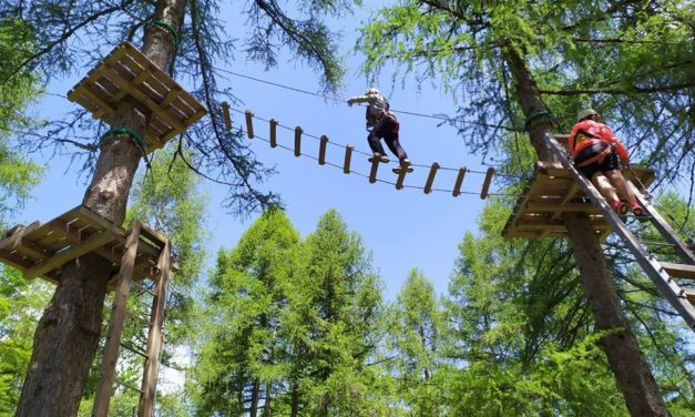 MARGNO, RIPARTE LA STAGIONE JUNGLE RAIDER PARK: DIVERTIMENTO ASSICURATO